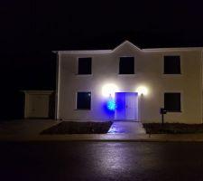 Notre maison éclairée