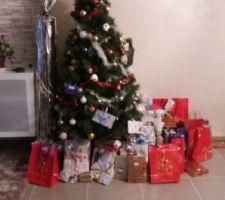 Le père Noel est passé