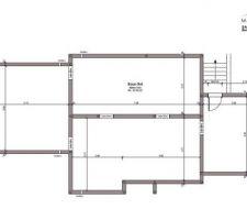 Plans du sous-sol
