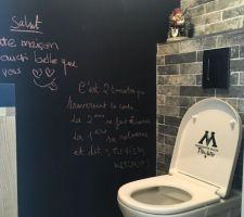 Les WC ou la pièce à bêtises