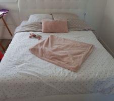 Nouveau linge de lit pour ma princesse