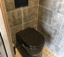 Toilette noire