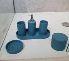 Futures accessoires double vasque