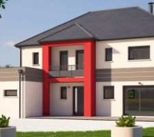 Maisons Balency Contemporaine 200