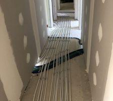 Câble pompe à chaleur