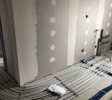 Câble pompe