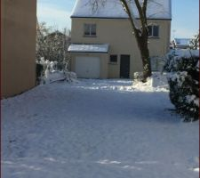 Encore + de charme avec la neige