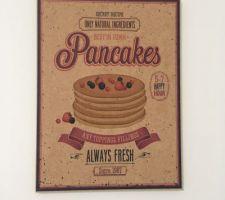 Panneau pancakes