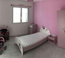 Chambre de Mila