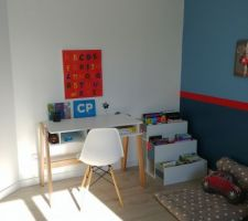 Bureau architekt VBT en place