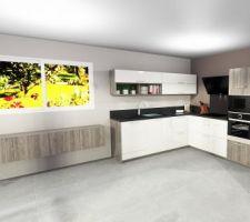 plan de la cuisine (photo 1) - cuisine So Cooc