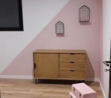 Petites maison accroch�© + spots installer !