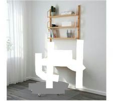 Etageres bambou achetées,Ikea.