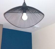 Luminaire installé