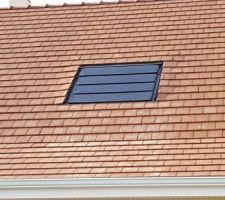 Photovoltaïques posés