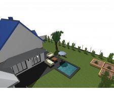 Visualisation mini piscine
