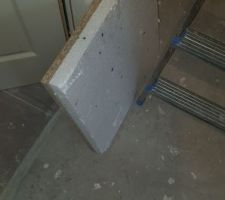 Trappe de comble, 5cm de polystyrène, Rt2012 d'après le constructeur !
