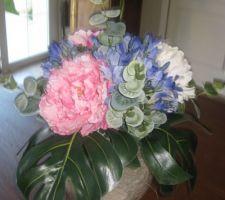 Bouquet de fleurs pour faire jolie