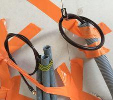 Atelier tirage de câbles