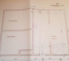 Nouveau plan demi-niveau - Le sous-sol
