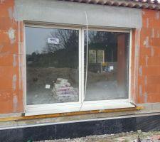 Problème de l'appui de fenêtre résolu : ouf