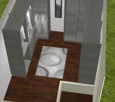 Dressing Castorama fait sur l'application Casto3D