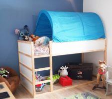 La chambre de notre fils