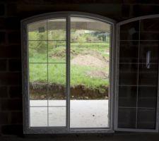 Porte-fenêtre séjour