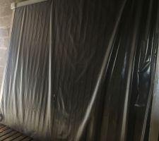 Porte de garage bientot posée