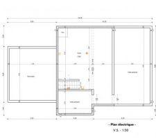 Plan électrique (sous-sol)