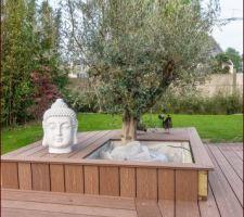 Entourage olivier bien avancé