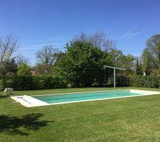 Réouverture saison piscine