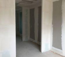 Passage chambre sans arche