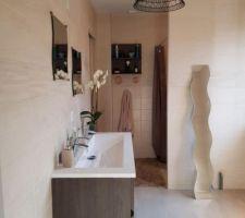 Ma (notre) salle de bain chérie