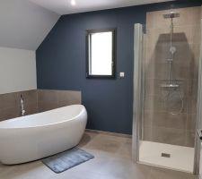 La salle de bain de Boisdejade + 7 autres photos