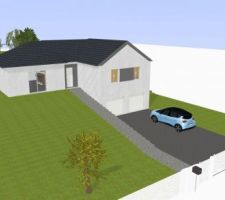 notre projet maison