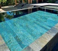 Choix de pierre pour piscine