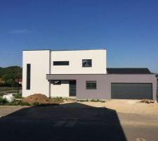 maison contemporaine moderne cubique koenigsmacker moselle 57970 rdc 1