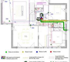 Plan VMC rdc