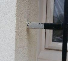 Défense de fenêtre Ce n'est pas les défenses du permis de construire