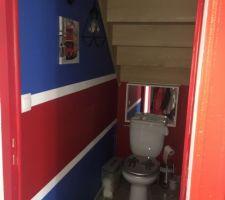 Toilette RDV