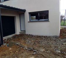 Amélioration de l'accès au chantier