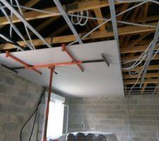 Début des plafonds