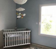 Chambre bébé / Décoration en cours