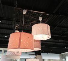 Idée lampe chambre enfant 4murs