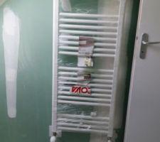 Sèche serviette salle de bain