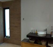 La salle de bain parentale