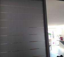 Porte placard entrée