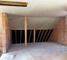 Rampants et plafond