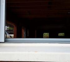 Fenêtre Kline Ral 9006 gris alu